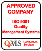 QMS - ISO 9001 Quality Management Systems